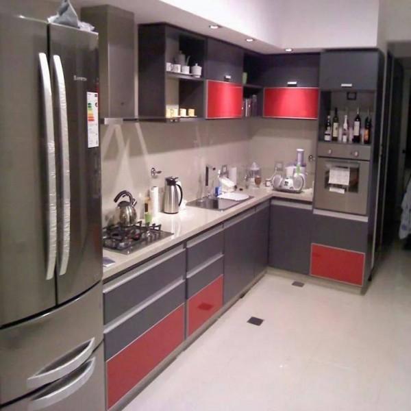 Amoblamientos de cocina en zona oeste for Amoblamientos as