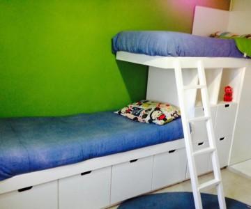 cama con cajones en Rio Cuarto