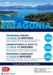 PATAGONIA SOÑADA, Rusell Travel, rio cuarto