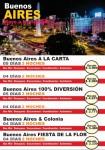 BUENOS AIRES TOUR, Rusell Travel, rio cuarto